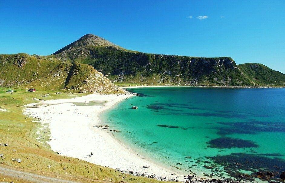 Пляжі норвегії