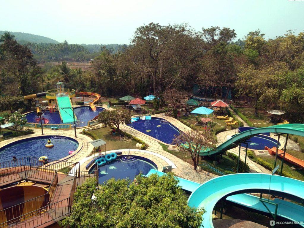 аквапарк індія