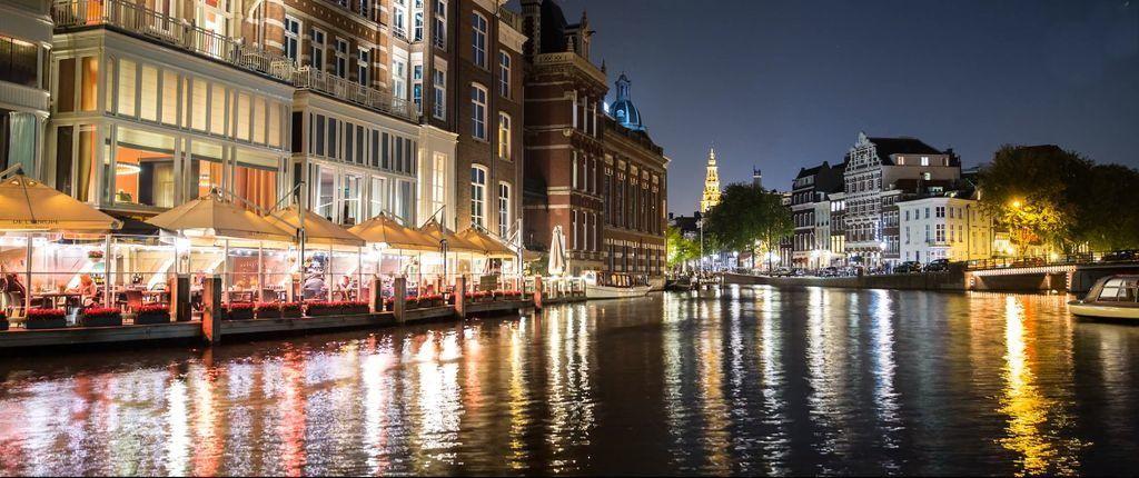 Канали Амстердаму
