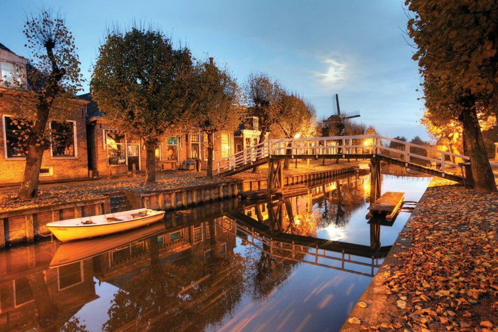 канали Голландії