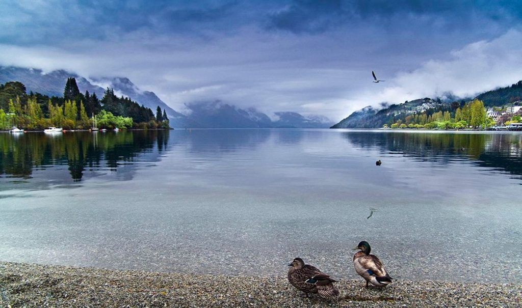 Ківінстаун озеро