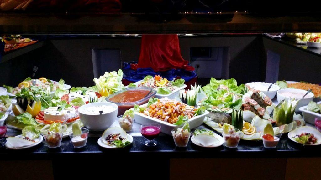 туніс їжа
