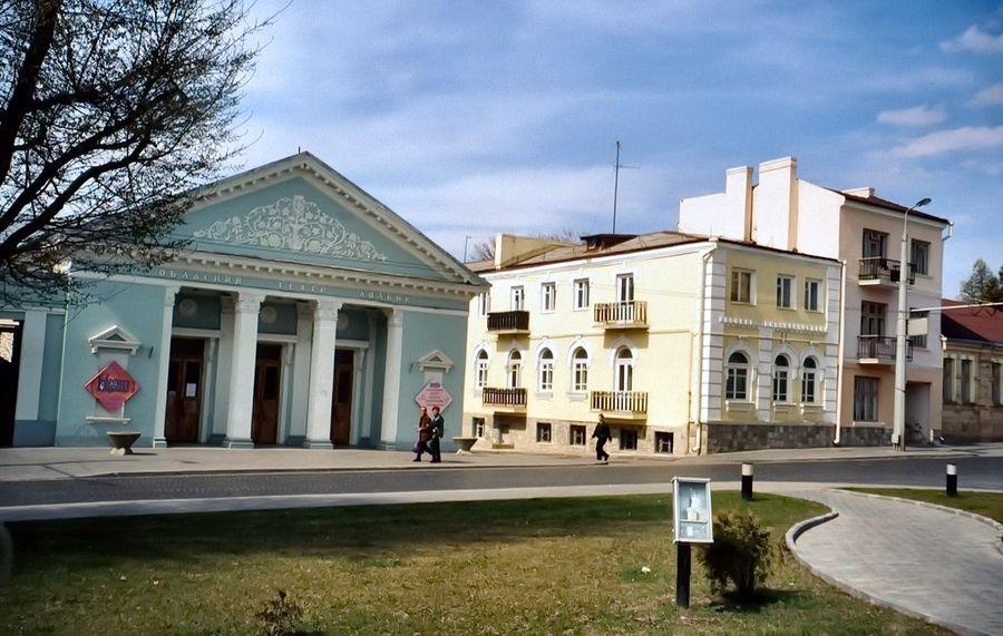 Театр Луцька