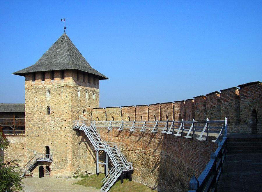 Замок Луцьк