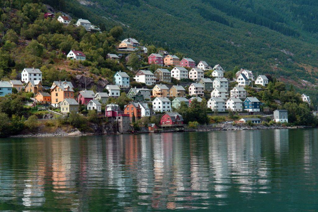 Туризм в норвегії