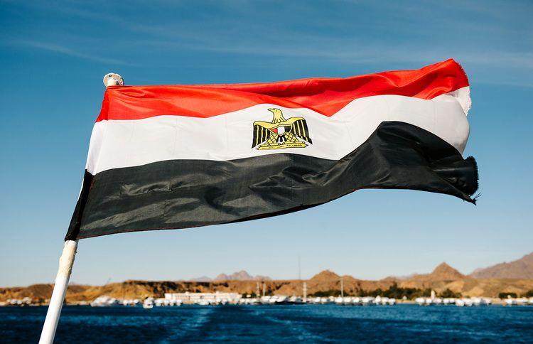 Єгипет прапор