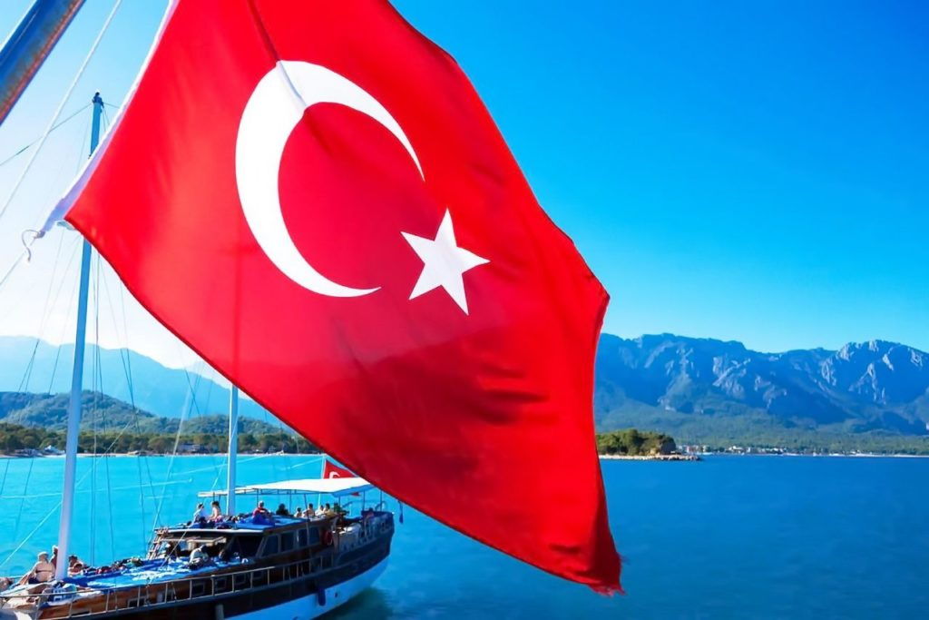 туреччина прапор