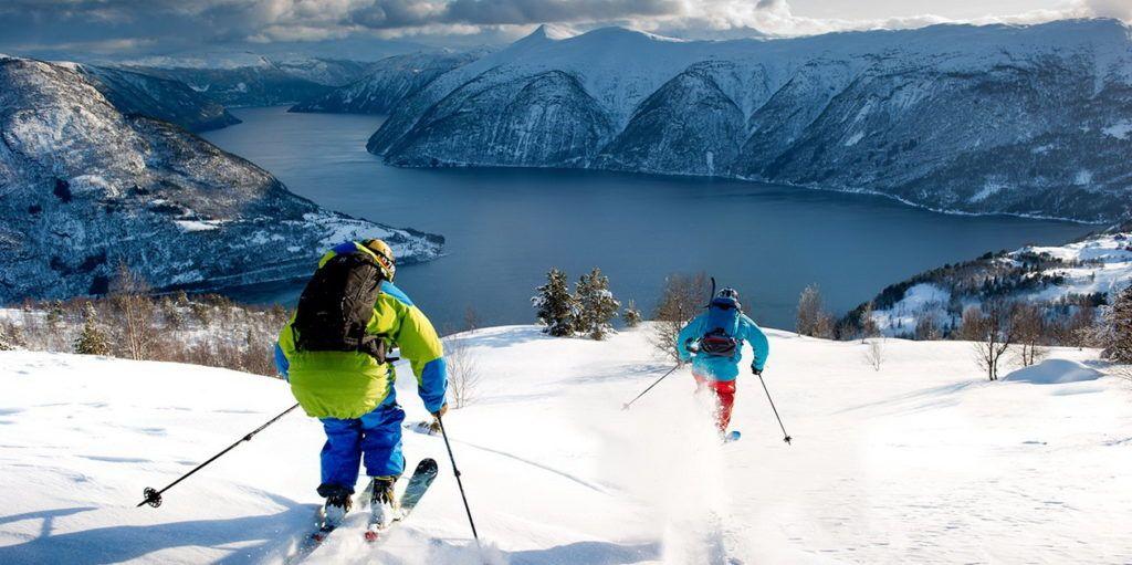 Норвегія клімат