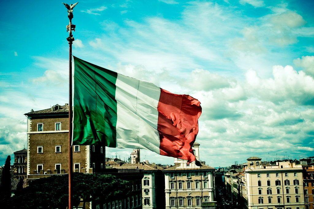 італія прапор