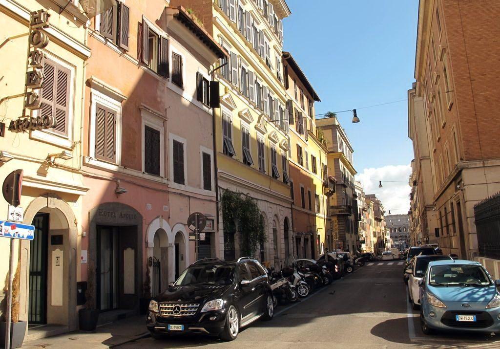 дешеві готелі рим