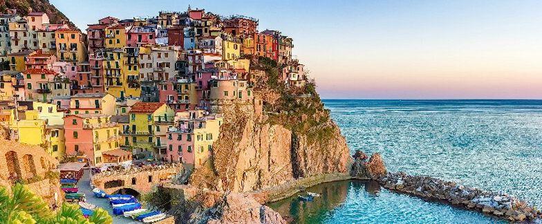 Італійське містечко
