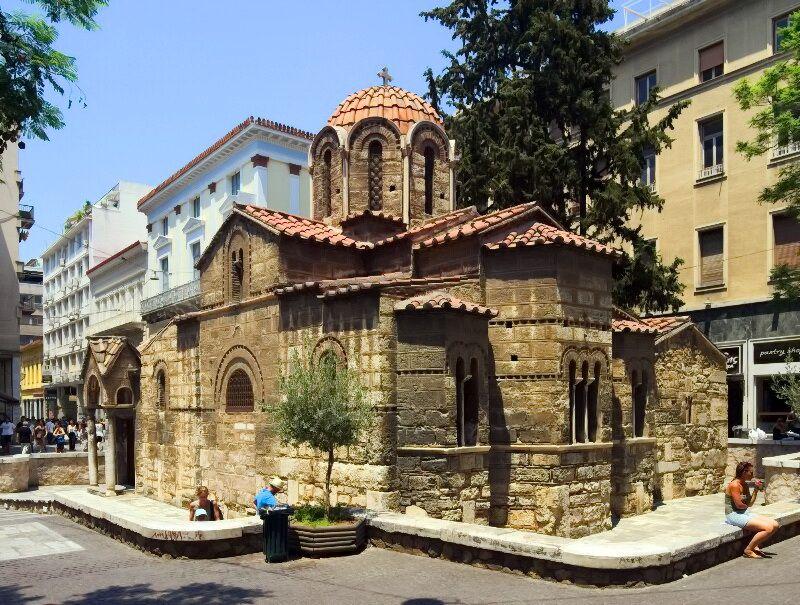 афіни в давнину