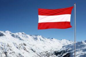 Австрія прапор