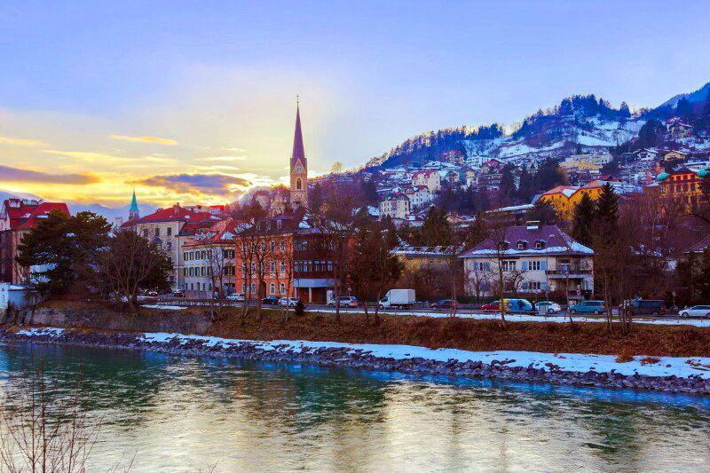 Старе місто Інсбрук