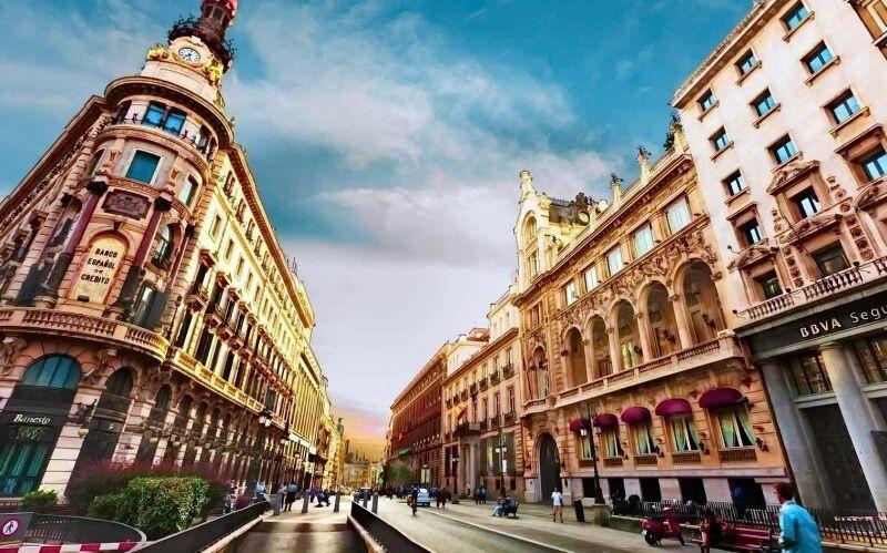 Вулиця Барселони