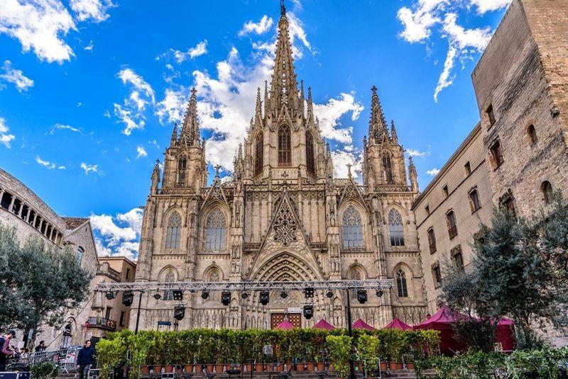 Собор у Барселоні