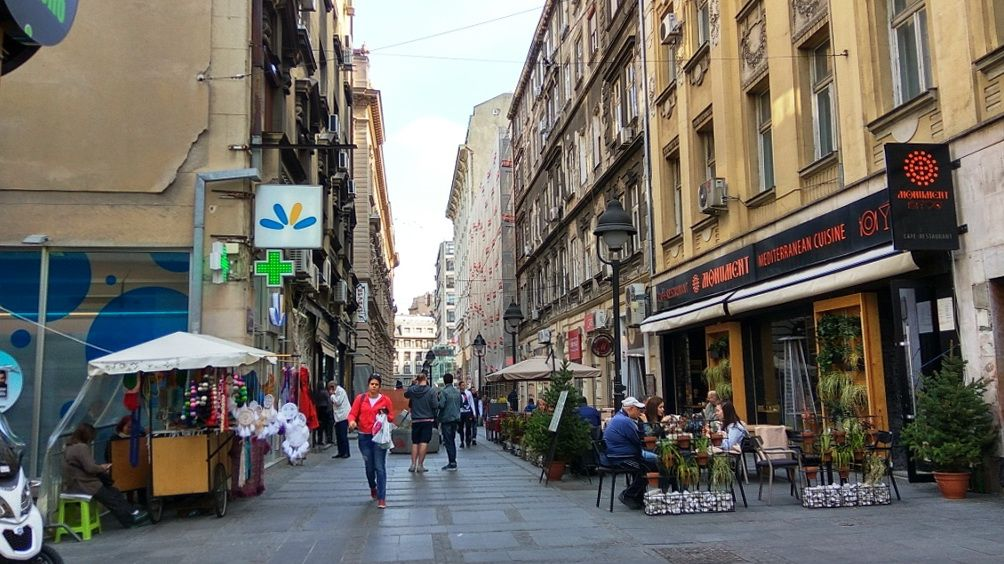 белград сербия интересные места