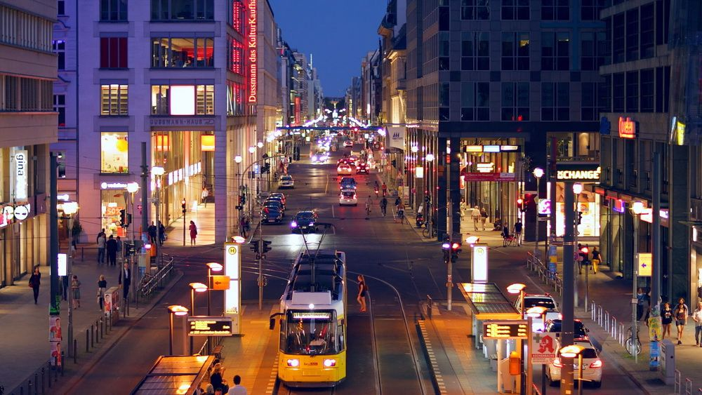 транспорт берліна