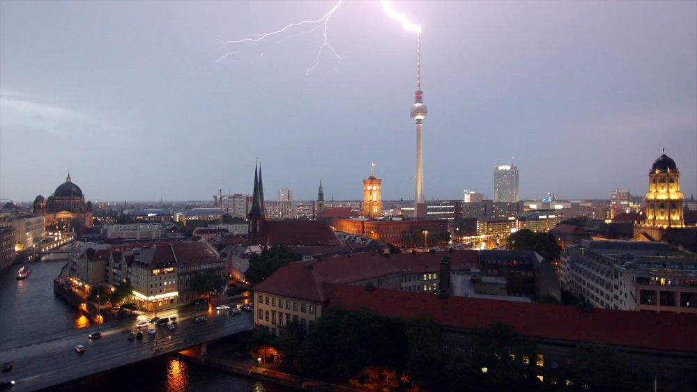 гроза у Берліні