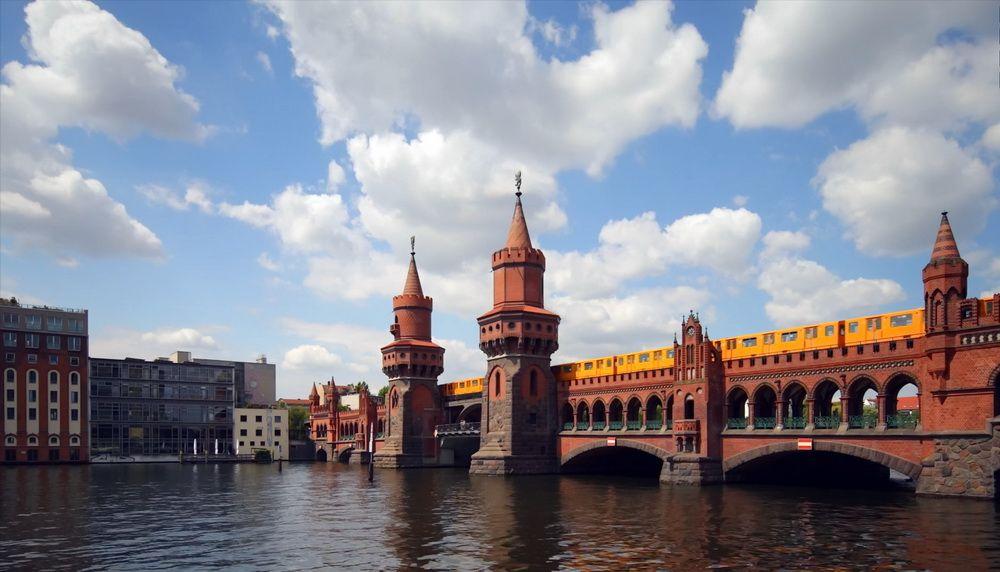 берлін визначні пам'ятки
