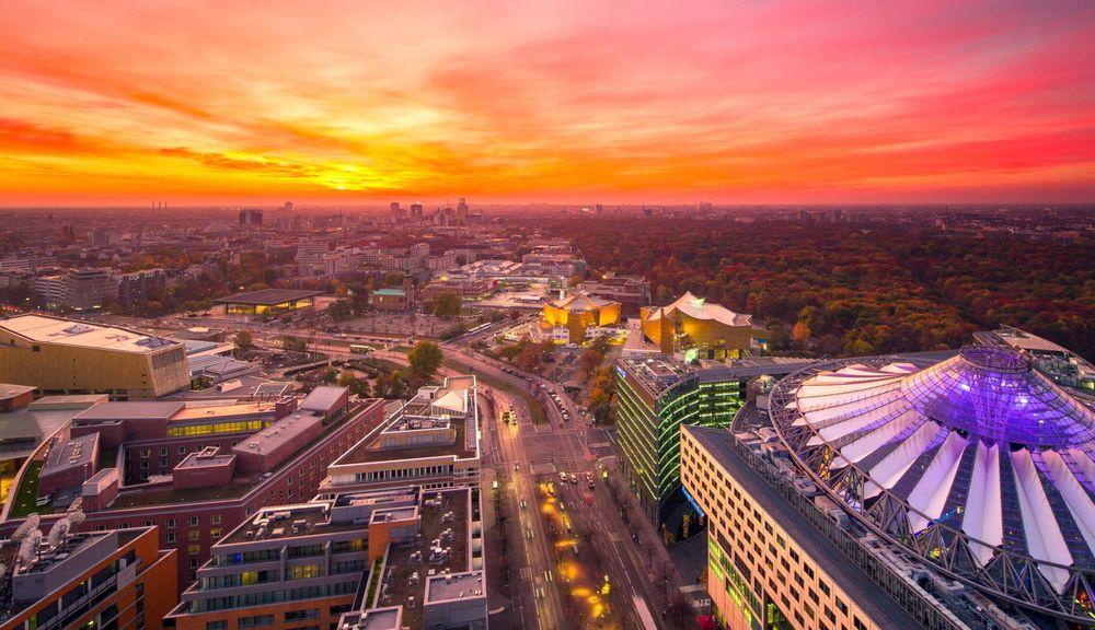 Панорама Берліна