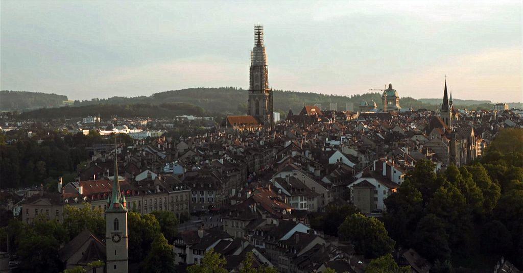 Панорама старого міста