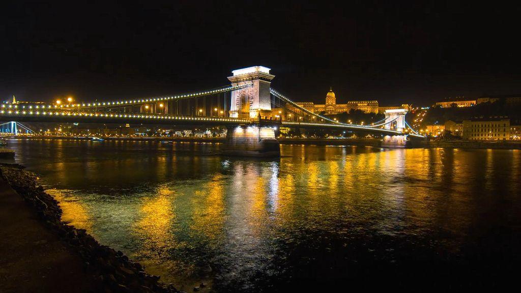 Ланцюговий міст, Будапешт