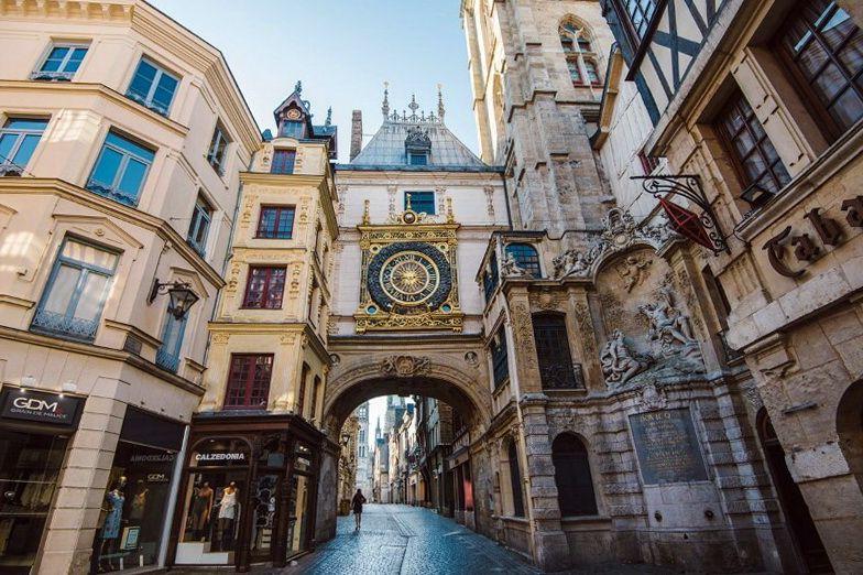 Руан - столиця Нормандії
