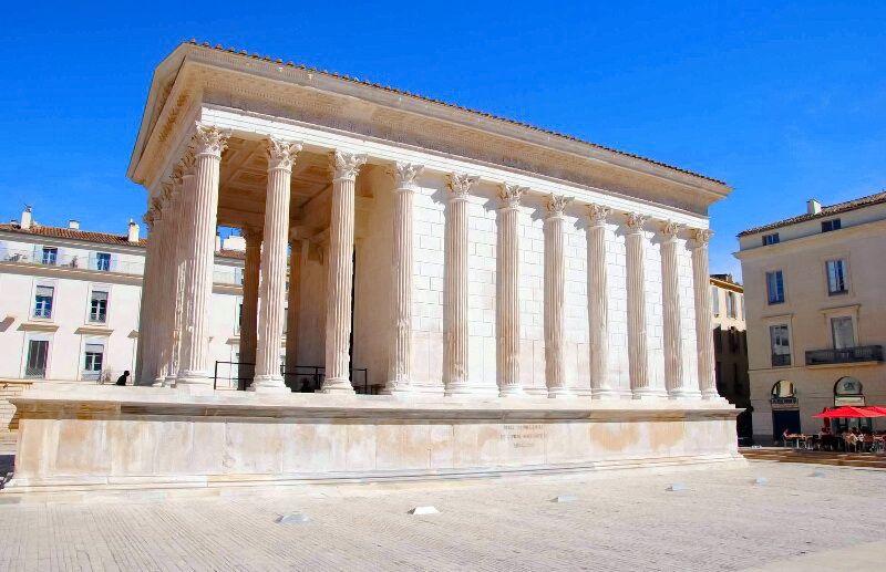 Римська спадщина Німа