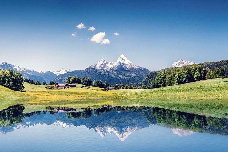 Альпи Німеччини