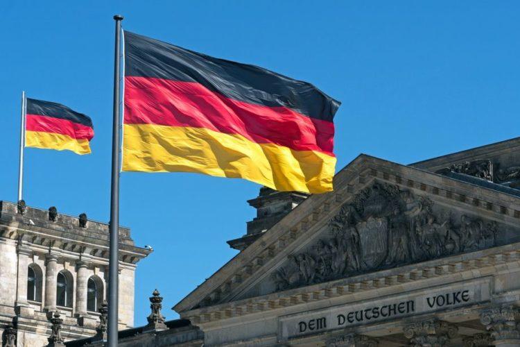 німеччина прапор