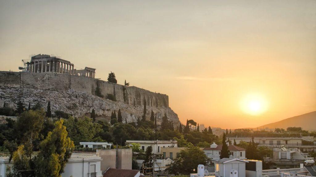 греція архітектура