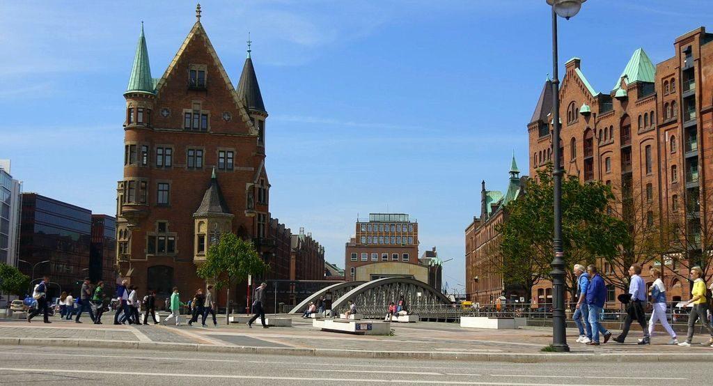 Історичний центр Гамбурга