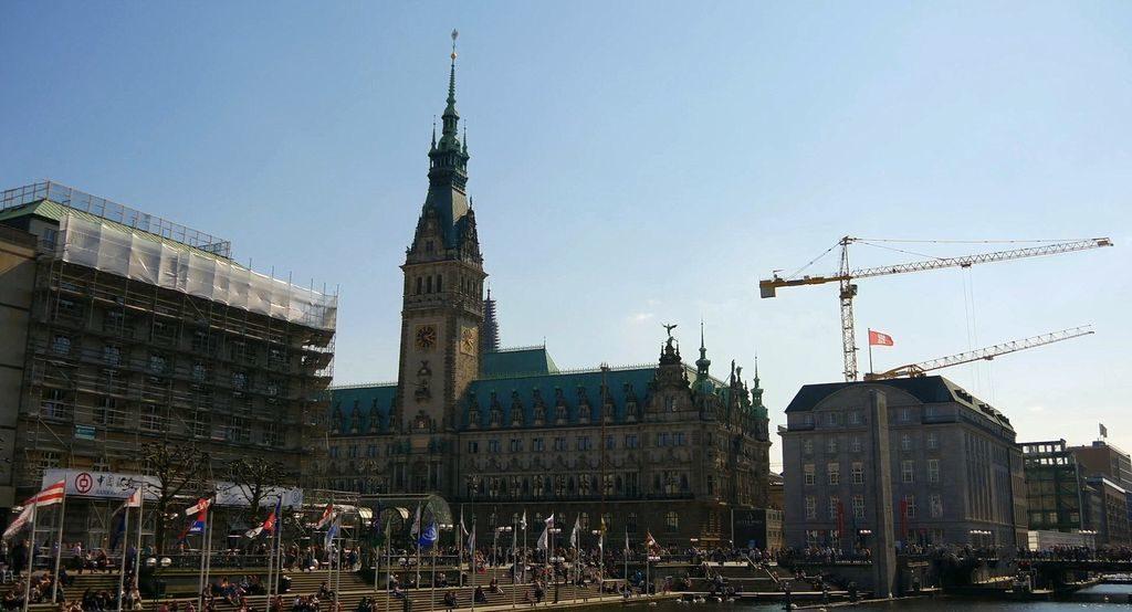 про місто Гамбург