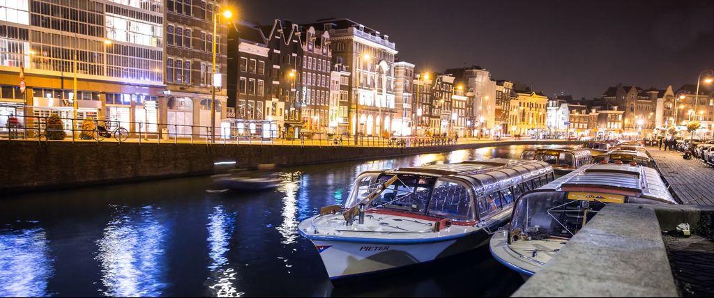 Амстердам столиця