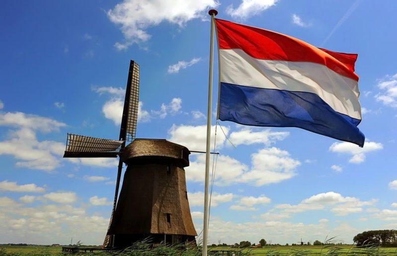 нідерланди прапор