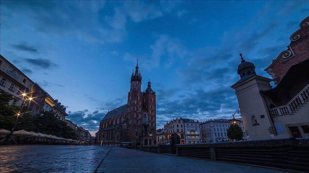 Історичний центр Кракова