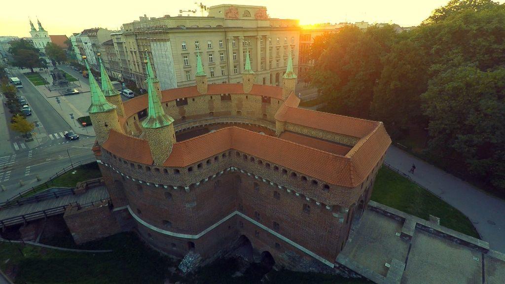 Краківський Барбакан