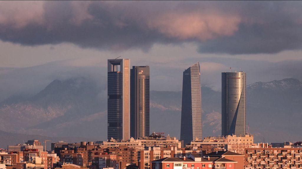 Мадрид столиця