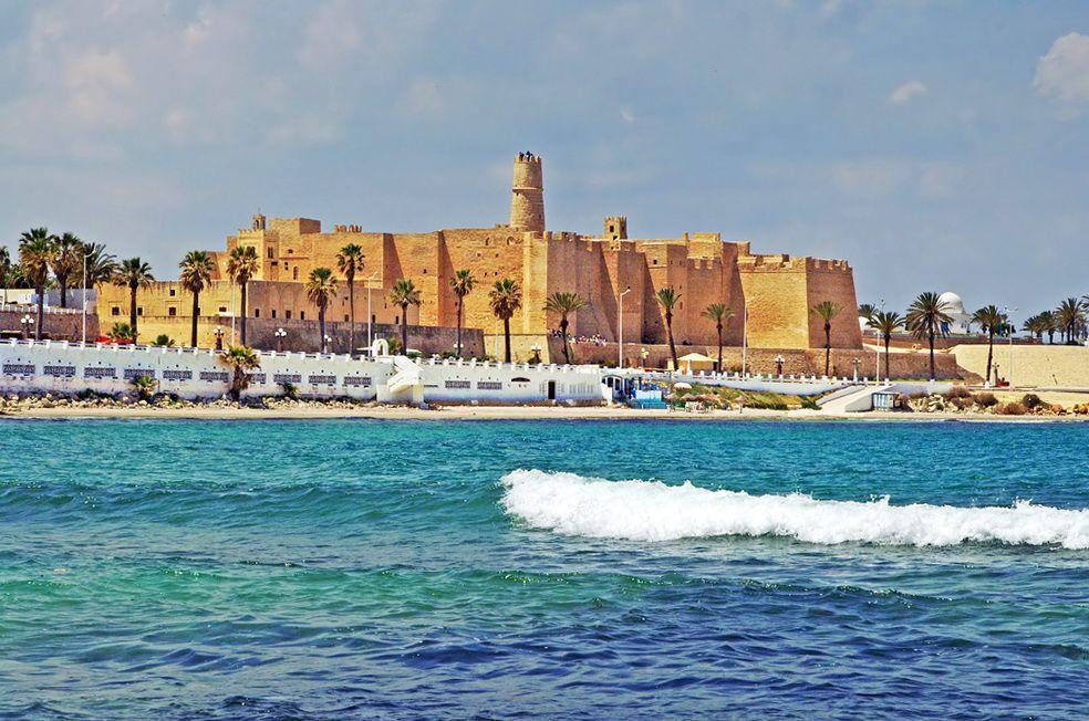 монастір туніс готелі
