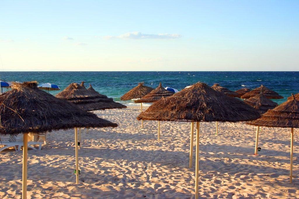 відпочинок на пляжі