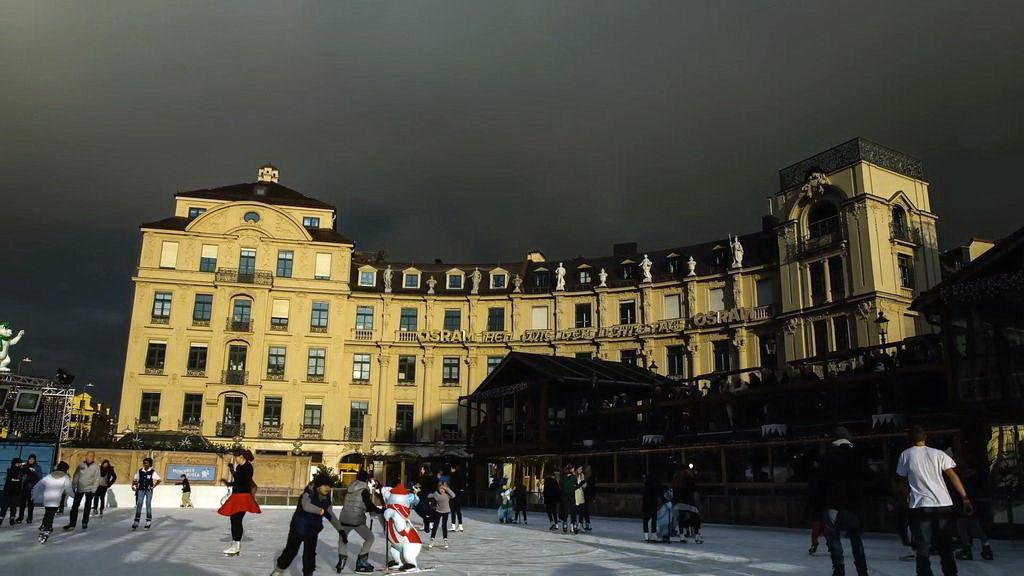 Мюнхен перед Різдвом