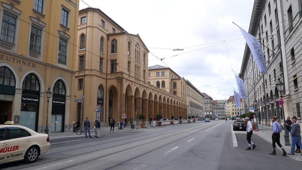 мюнхен історія