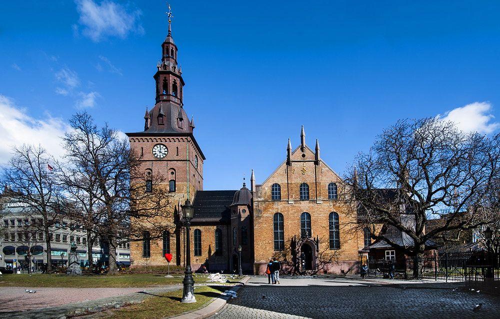 Кафедральний собор в Осло