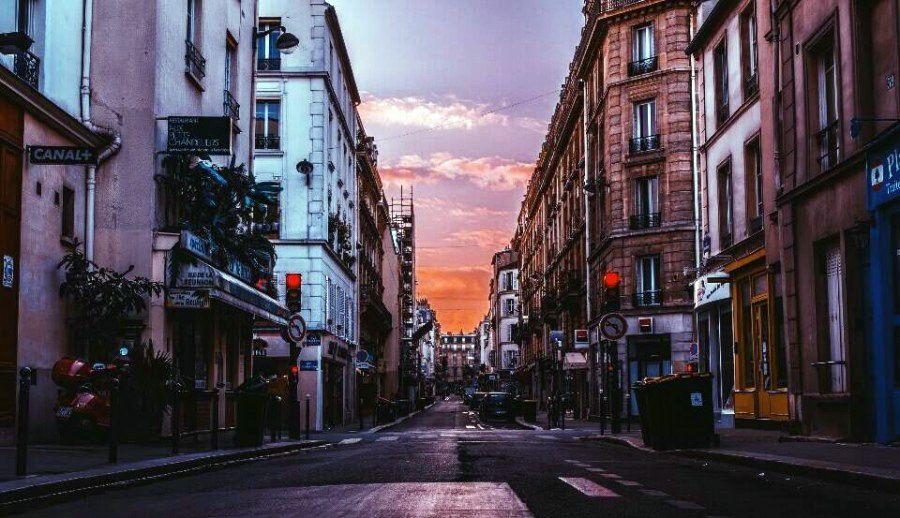 Паризькі вулиці
