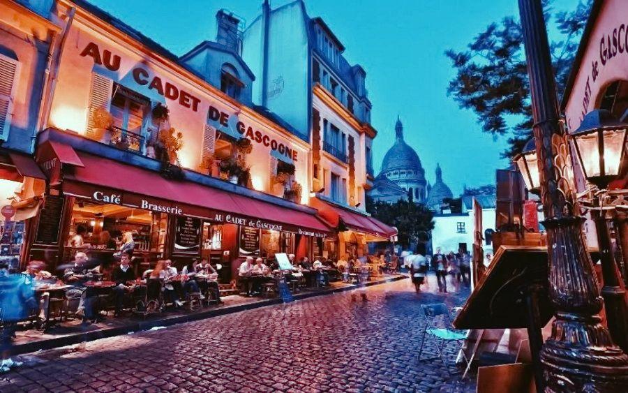 Кафе Монмартр