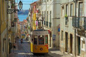 Фото вулиці Лісабона