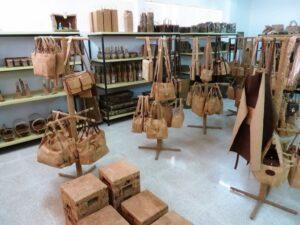 Вироби з коркового дерева