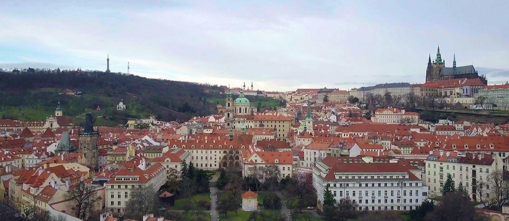 Ранкова Прага