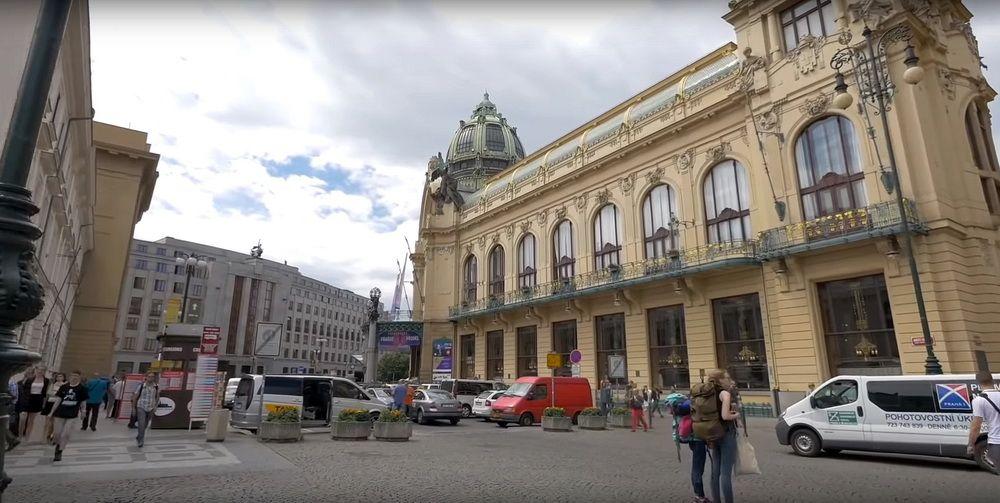Прага столиця
